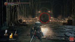 dks3 secret area dark firelink shrine