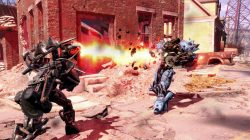 fallout 4 dlc robot fight