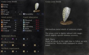 grass crest shield stats dks3