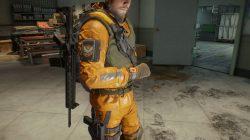 hazmat outfit the division 2