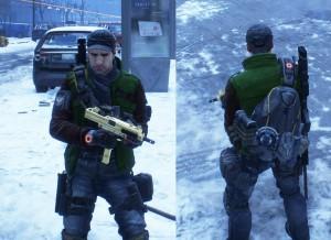 ranger jacket division