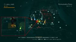 rewards claim vendor map location the division