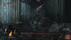 Aldrich Charging Arrow Attack Animation Dark Souls 3