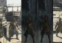 Brass Armor Set Dark Souls 3