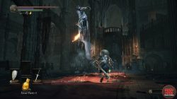 Dancer's Jump Attack Dark Souls 3