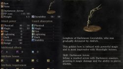 Darkmoon Longbow Weapon Dark Souls 3