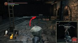 Deep Battle Axe Chest Location Dark Souls 3