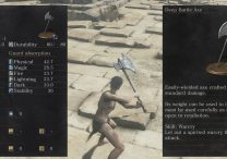 Deep Battle Axe Dark Souls 3