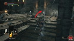 Deep Battle Axe Exact Location Dark Souls 3