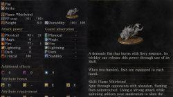 Demon's Fist Dragon Souls 3