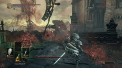 Dragonslayer Armour Dragon Attack Dark Souls 3