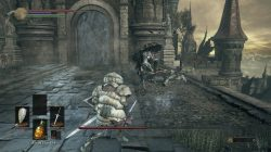 Dragonslayer Armour Weapon Charge Attack Dark Souls 3