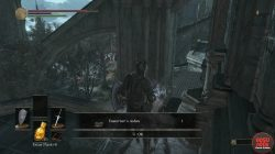 Easterner's Ashes in Dark Souls 3