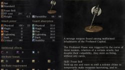 Eleonora Weapon Dark Souls 3