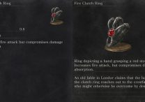 Fire Clutch Ring Dark Souls 3