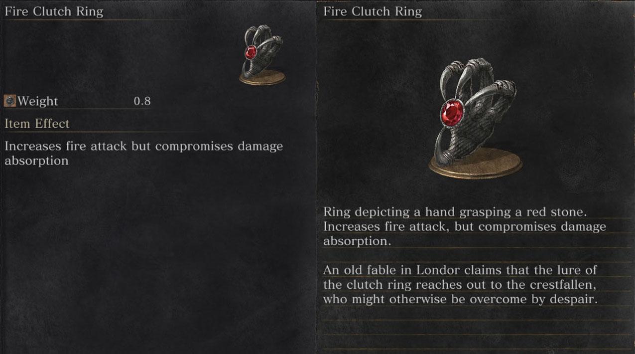 Clutch Rings Dark Souls 3 Gosu Noob