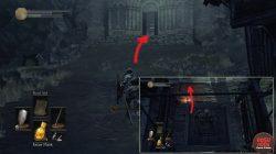Flynn's Ring Elevator Path Dark Souls 3
