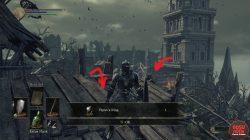 Flynn's Ring Location Dark Souls 3