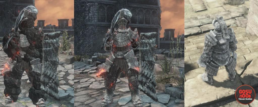 Havel's Armor Set Dark Souls 3