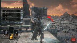 Havel's Armor Set Exact Location Dark Souls 3