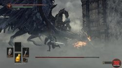 King of the Storm Dragon's Breath Dark Souls 3