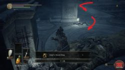 Lloyd's Sword Ring Location Dark Souls 3