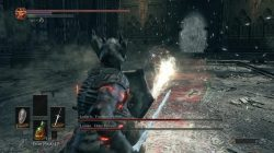 Lothric Lighting Bolt Attack Dark Souls 3