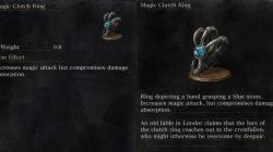 Magic Clutch Ring Dark Souls 3