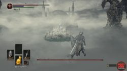 Nameless King Deadly Waves in Phase 2 Darksouls 3