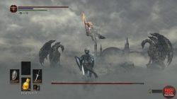 Nameless King Jump Attack Phase 2 Dark Souls 3