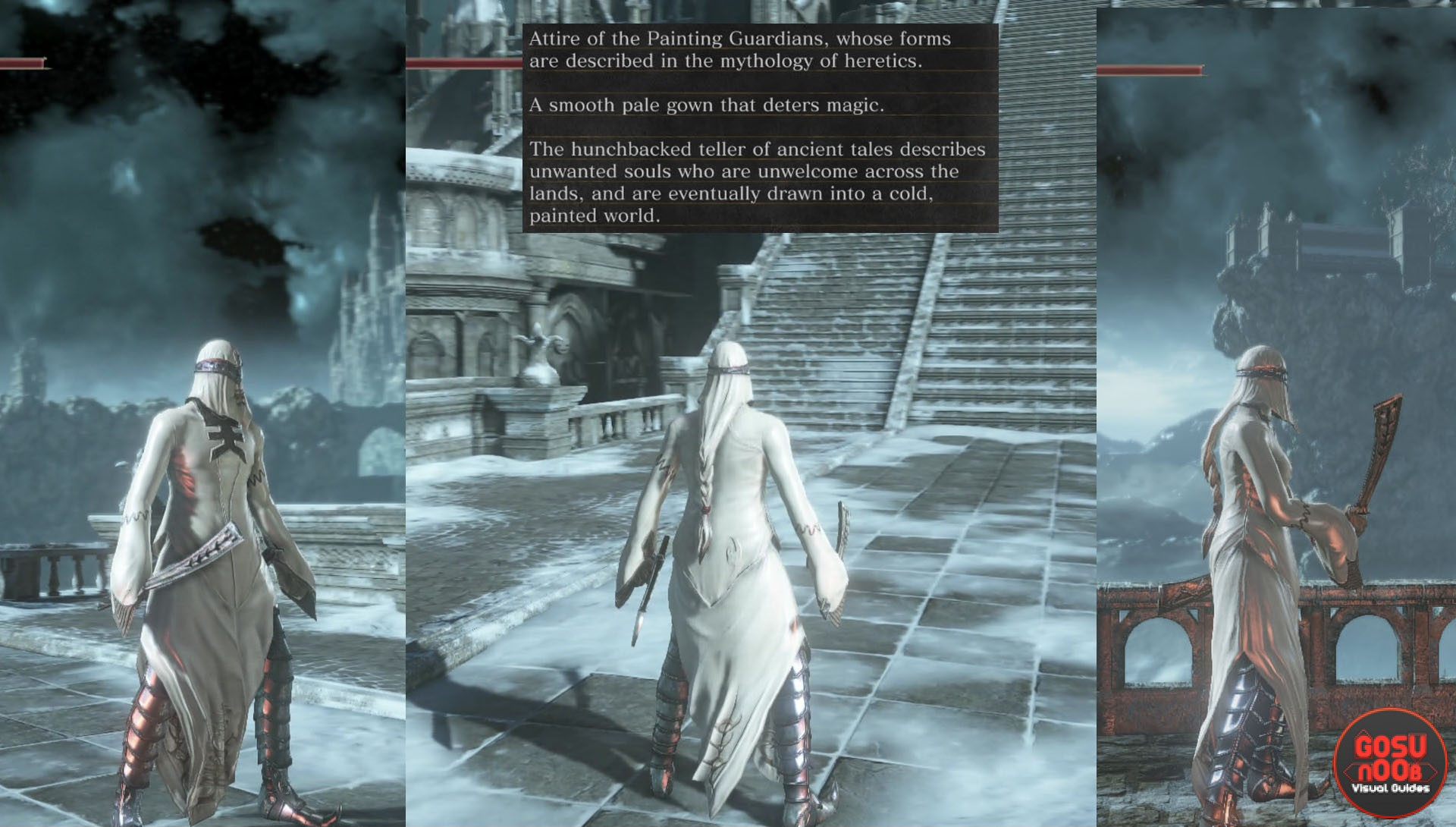 Dark Souls Bloodborne Build