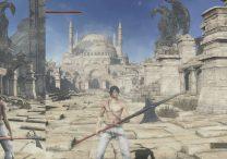 Red Hilted Halberd Dark Souls 3
