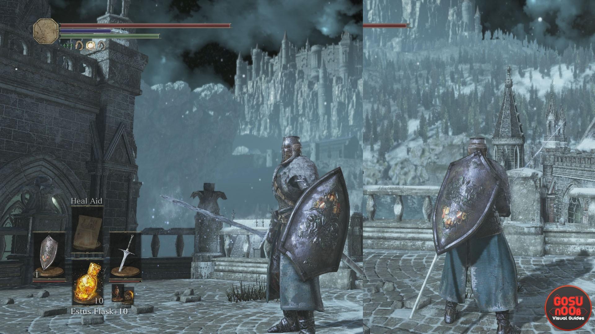 Shield of Want   Dark Souls 3 - Gosu Noob