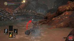 Shield of Want Location Dark Souls 3