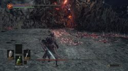 Soul of Cinder Jump Attack Dark Souls 3