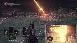 Soul of Cinder Phase 2 Lighting Dark Souls 3