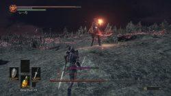 Soul of Cinder Saber Attack Dark Souls 3