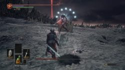 Soul of Cinder Staff Dark Souls 3