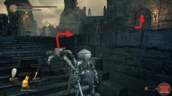 Where to Find Winged Knight Dark Souls 3