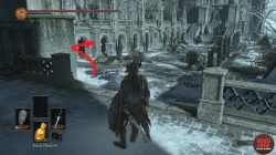 Where to find Dark Stoneplate Ring Dark Souls 3