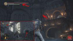 dark souls 3 illusory wall locations