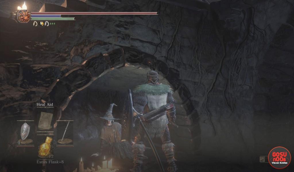 Karla NPC | Dark Souls 3 - Gosu Noob