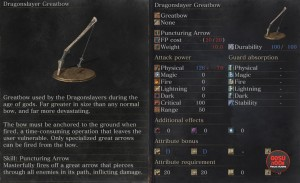 dks3 greatbow stats