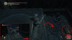 mimic chest irithyll dungeon