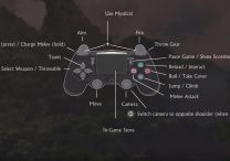 uncharted 4 controls