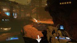 doom armor upgrade point mission 4