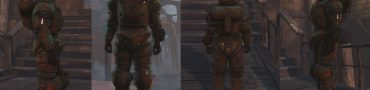 Fallout 4 Far Harbor Rescue Diver Suit