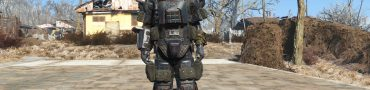 Marine Armor Set Far Harbor Fallout 4