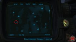 Marine Armor chest and helmet map location far harbor fallout 4