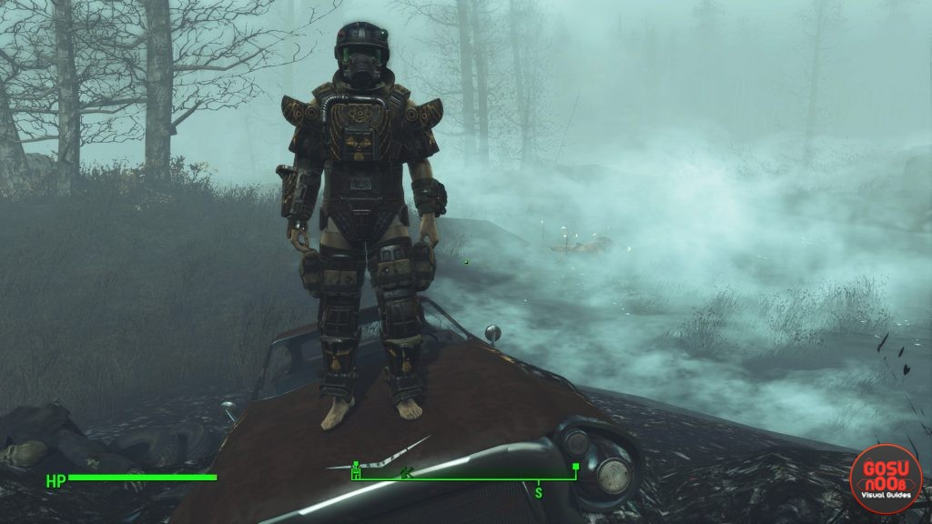 Marine Armor far harbor fallout 4